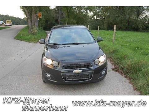 Chevrolet Aveo 1.3 LTZ Auch OHNE Anzahlung günstig finanzierb