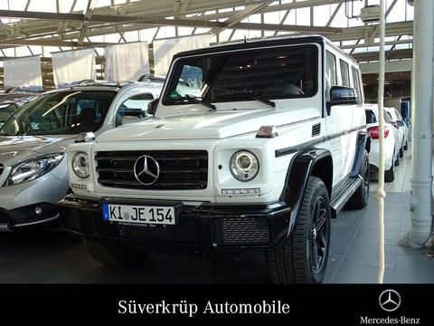 Mercedes G 350 d lang Exklusiv Sport Designo Harman