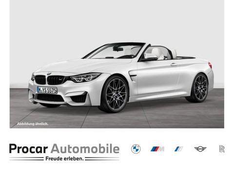BMW M4 Cabrio Competition H K