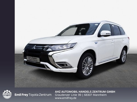 Mitsubishi Plug-in Hybrid Outlander 2.4 Spirit°