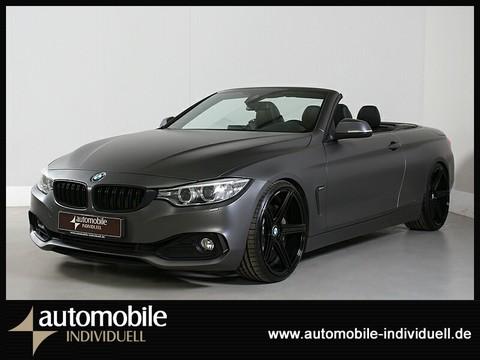 BMW 435 i Cabrio Carbon 340PS Kit