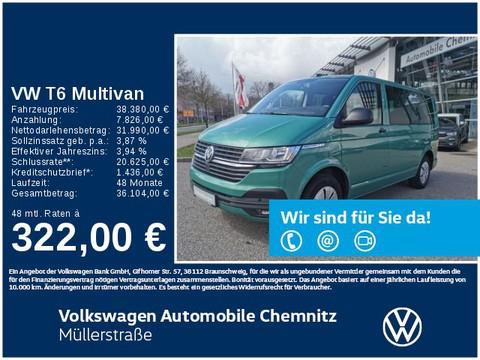 Volkswagen T6 Multivan 2.0 TDI 6 1 Trendline Family