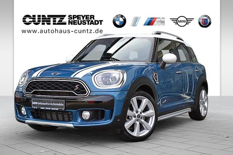 MINI Cooper S Countryman ALL4 Wired Chili