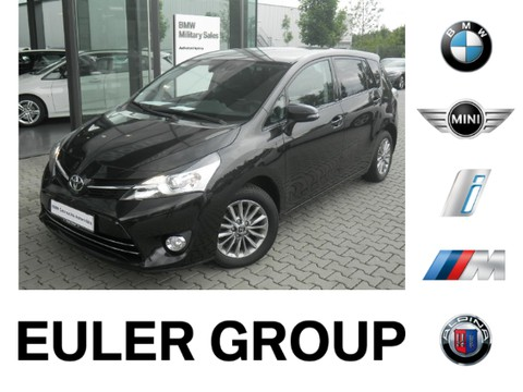 Toyota Verso-S 1.6 D-4D Verso Edition-S