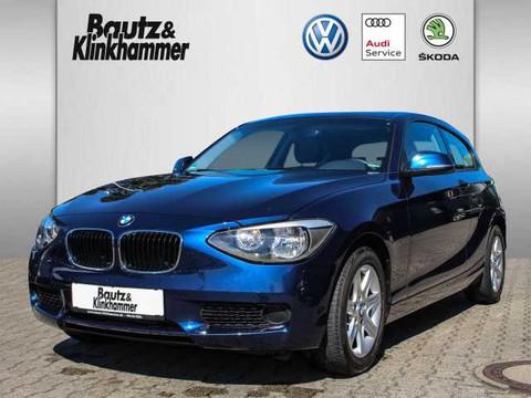 BMW 114 i und