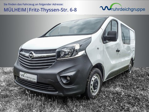 Opel Vivaro 1.6 B Kasten L1 t DoKA Allw Holzbd