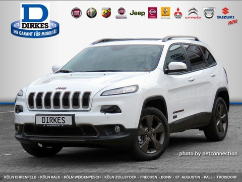 Jeep Cherokee 2.2 75th Anniversary Limited