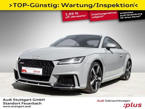 Audi TT 2.5 TFSI qu Coupé Optikpaket