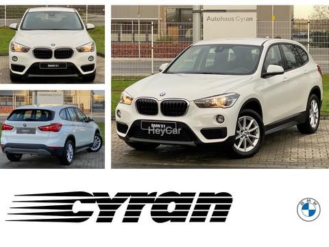 BMW X1 sDrive18i 2-Zonen-Klimaa