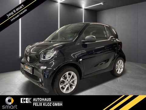 smart ForTwo undefined