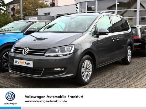 Volkswagen Sharan 1.4 TSI Comfortline Anschlussgarantie SHARAN CLBMT 110 TSID6F