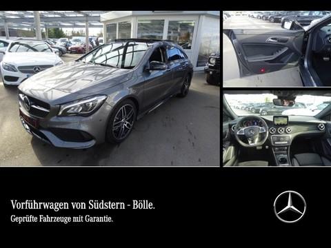 Mercedes CLA 220 d SB AMG Nightp