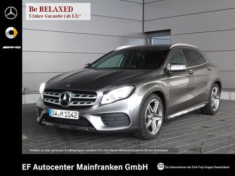 Mercedes-Benz GLA 200 AMG TotwinkelA Easy-Pack