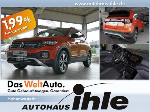 Volkswagen T-Cross 1.0 TSI Life Gar2024