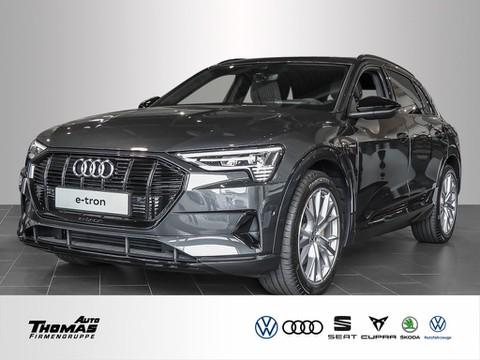 Audi e-tron advanced 55 quattro B O