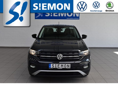 Volkswagen T-Cross 1.0 TSI CompositionMedia