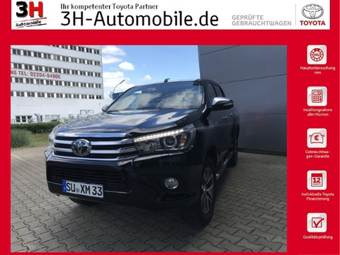 Toyota Hilux 2.4 DC EXECUTIVE
