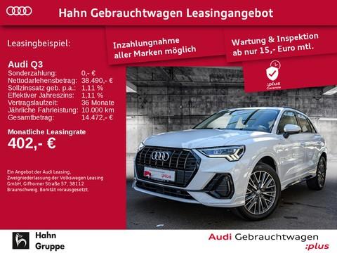 Audi Q3 35TDI S-line EU6d