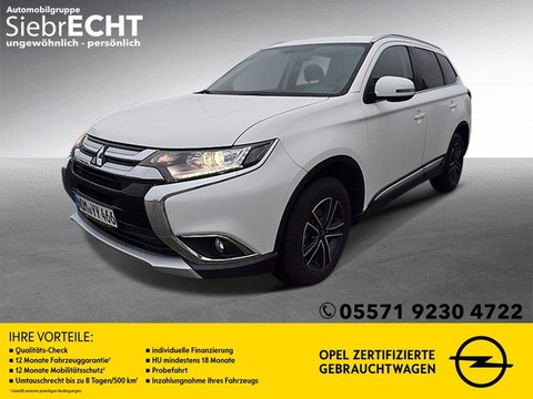 Mitsubishi Outlander 2.0 MIVEV Touch S S