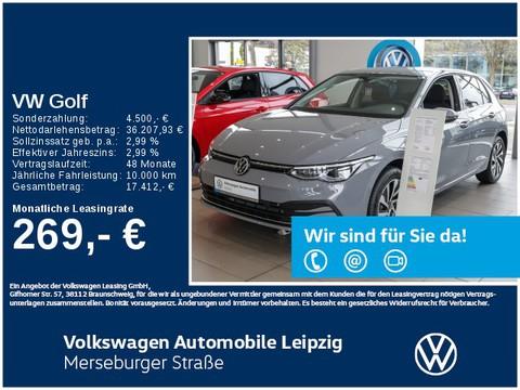 Volkswagen Golf 1.4 TSI Style E-Motor