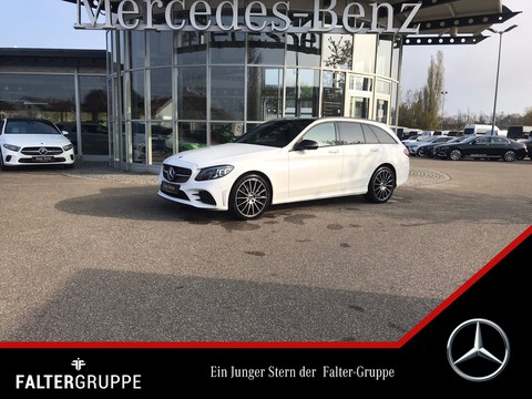 Mercedes-Benz C 400 T AMG Night MLED SpurP