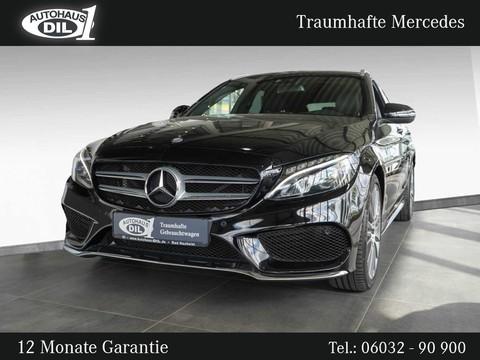 Mercedes-Benz C 250 d T AMG Line Burm