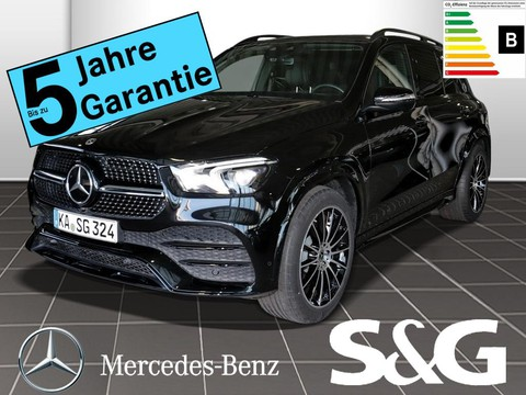 Mercedes-Benz GLE 300 AMG 1.8 AMG Night M 1000E
