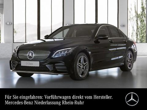 Mercedes-Benz C 180 AMG PARKASS PAKET