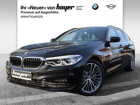 BMW 530 d xDrive Sport Line Live