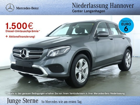 Mercedes GLC 220 d Exclusive