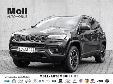 Jeep Compass 4xe Trailhawk Plug-In Hybrid