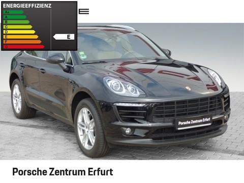 Porsche Macan S elrk Anhän
