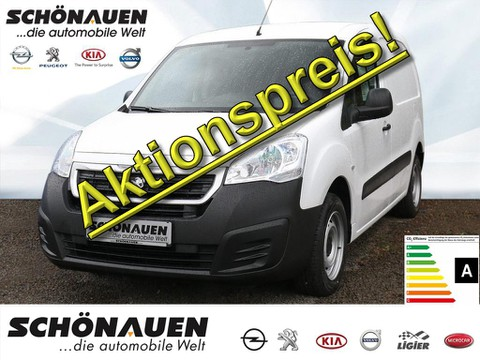 Peugeot Partner 1.6 BHD 75 L1 Komfort Plus