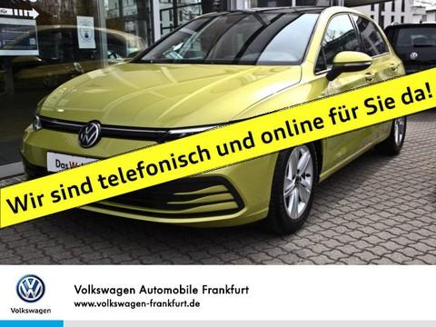 Volkswagen Golf 1.5 TSI VIII Life FrontAssist Anschlussgarantie Golf 1 5 Life BT096 TSIM6F