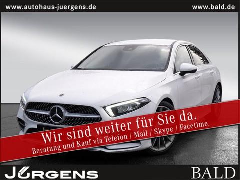 Mercedes-Benz A 200 Limousine AMG-Sport Prem 19