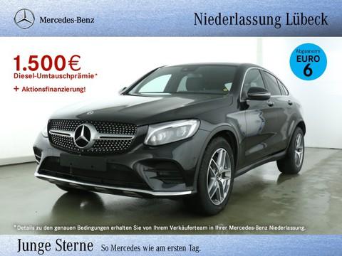 Mercedes GLC 300 Cp AMG Line