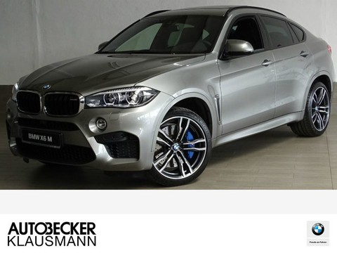 BMW X6 M M Drivers Package TV