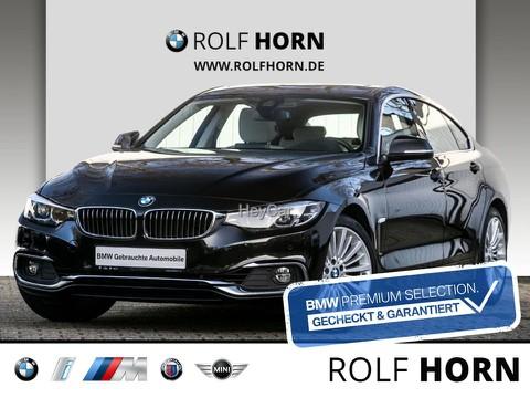 BMW 420 Gran Coupe Luxury Line Glasda