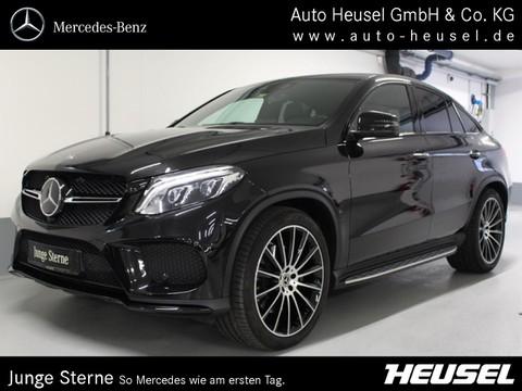 Mercedes-Benz GLE 500 Coupe AMG Fahrassistenzpak