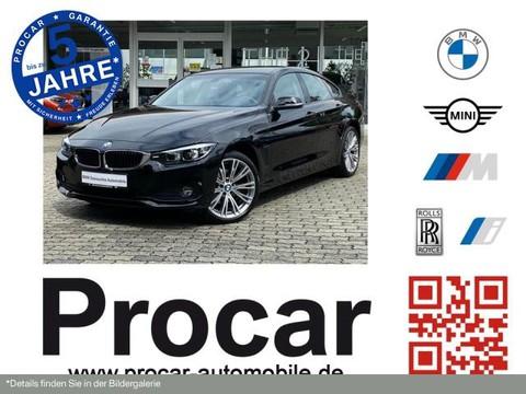 BMW 420 Gran Coupe xDrive D 19