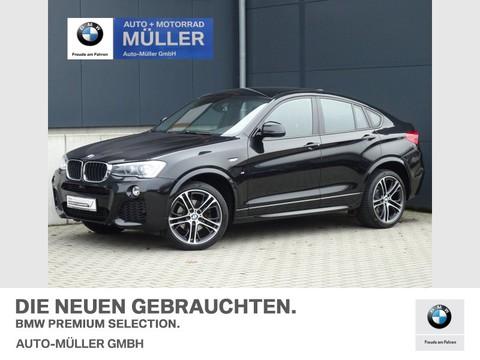 BMW X4 xDrive20d A M Sportpaket HiFi