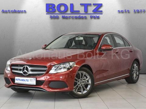 Mercedes-Benz C 200 Avantgarde eNP50000 - Memor