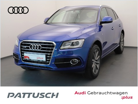 Audi Q5 2.0 TFSI Q S-Line sport plus