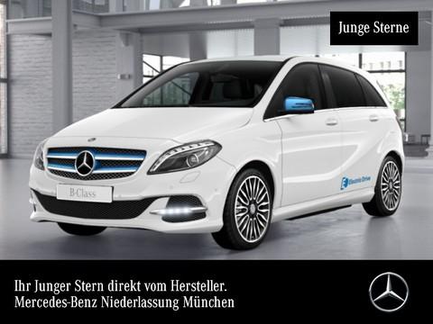 Mercedes-Benz B 250 e Electric Range Rekup Bremsyst