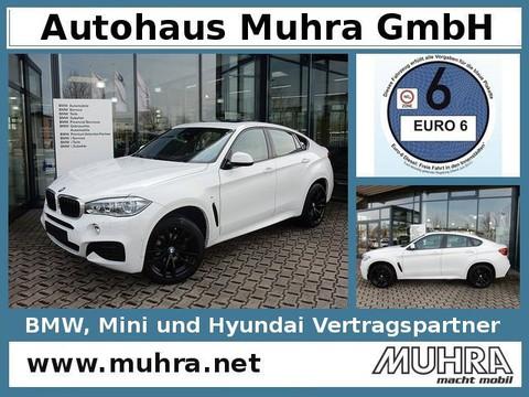 BMW X6 xDrive30dA M Sportpaket Standheizg
