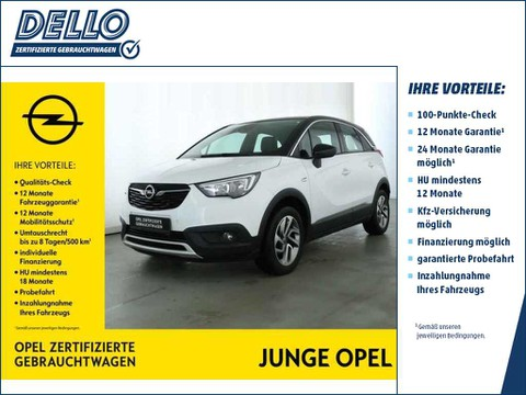 Opel Crossland FRONTSCHEIBENHEIZUNG