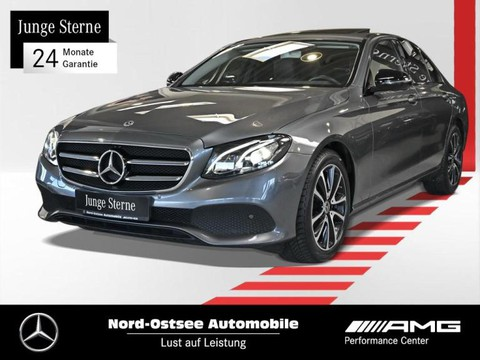 Mercedes-Benz E 220 d Avantgarde Sportstyle Night