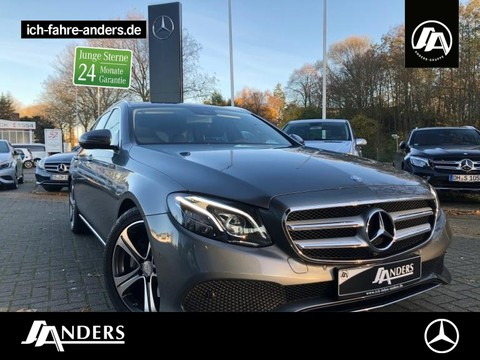 Mercedes-Benz E 220 d T Avantgarde Wide