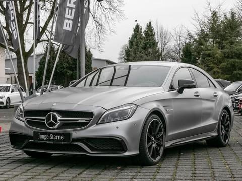 Mercedes-Benz CLS 63 AMG Designo Magno Distro ° Harman