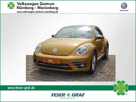 Volkswagen New Beetle 1.2 TSI Design